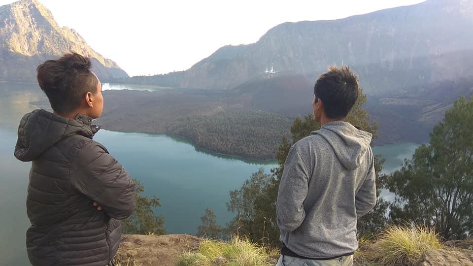 Plawangan Aik Berik Mount Rinjani